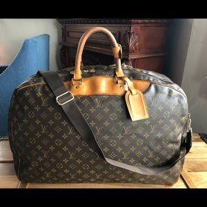 Louis Vuitton Alize 2 Poches Suitcase